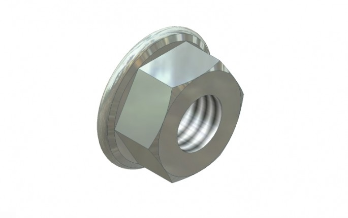 Flange Nuts (Whiz Nuts)