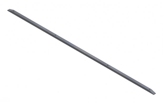 Steel Wear Bar