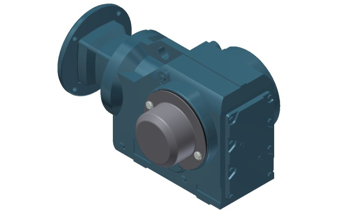 SEW K Series Reducer