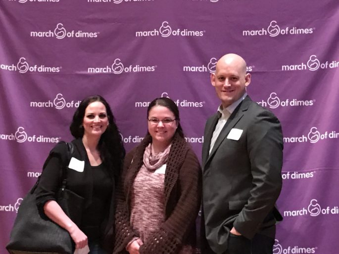 March of Dimes Kickoff Meeting