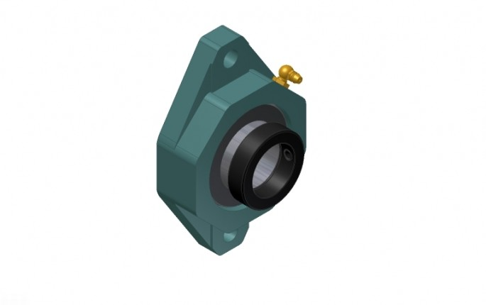Two-Bolt Flange Bearing