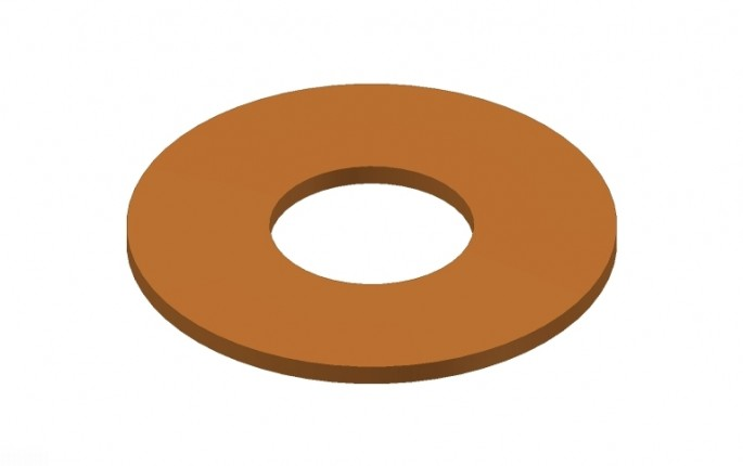 Bronze Thrust Washer