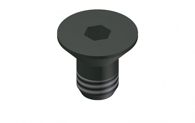 Flat Head Socket Cap Screws