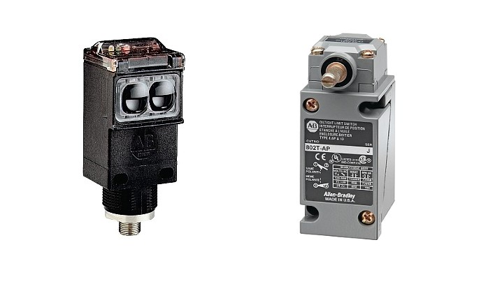 Photocells and Limit Switches