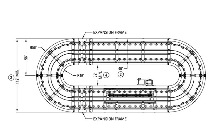 Carousel Layout With Dimensions