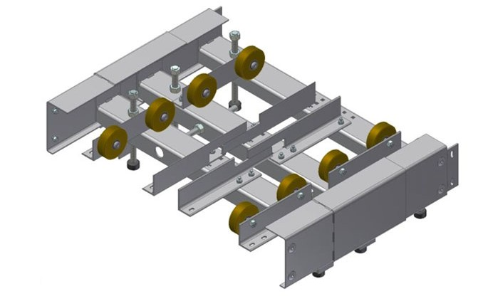 Expansion Frame Assembly
