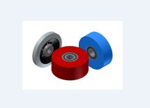 Upper/Lower/Guide & Support Wheels