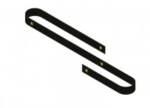 Nylon Strap, With Grommets