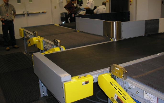 Uni-Queue Belt Conveyor System