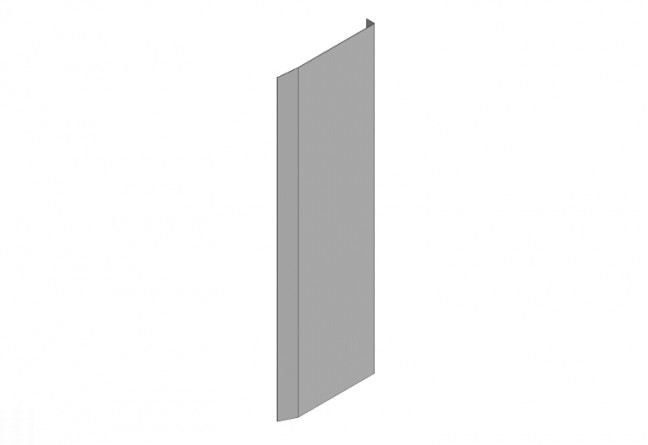 Stainless Steel Pallet - Trailing Edge Upright