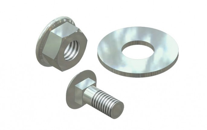 Zinc Plated Fasteners