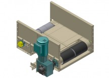 "36"" Long Model with Dodge Tigear-2 Reducer Gear Motor"
