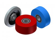 Guide Wheels & Support Wheels